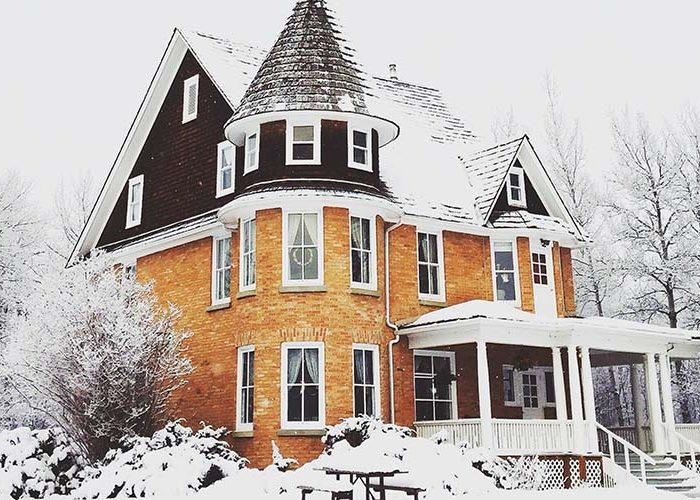 Insuring An Older Home